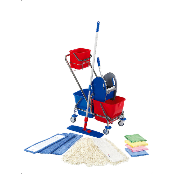 Floorstar Cleaning Kit L 40 cm SOLID